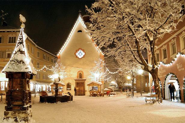 Selva's pretty centre in Val Gardena, Dolomites - ©Val Gardena