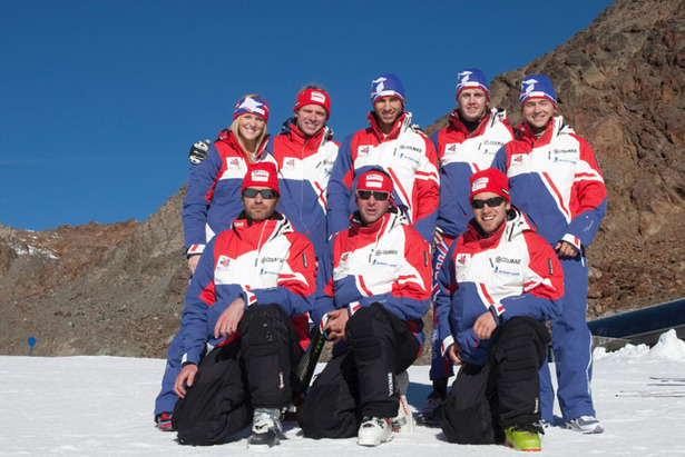 British Alpine Team