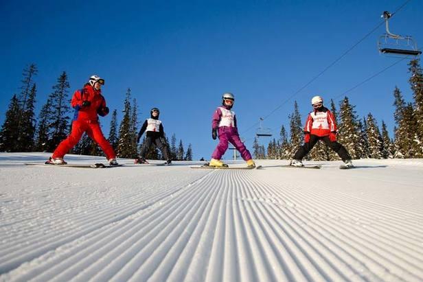 Trysil - ski school 677px