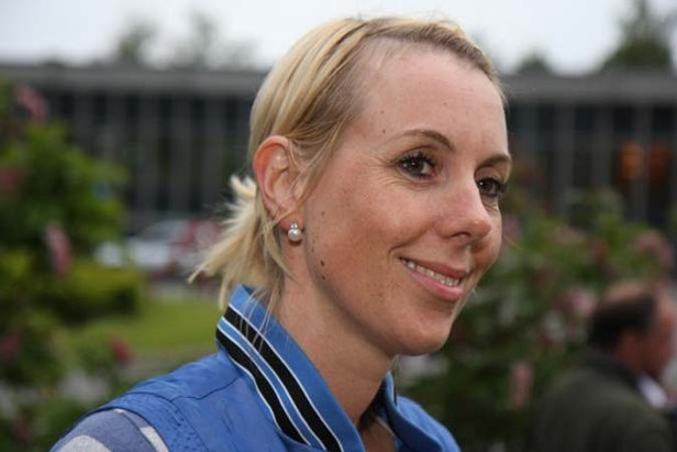 Norwegian Snowboard Association - president Cecilia Flatum 677px