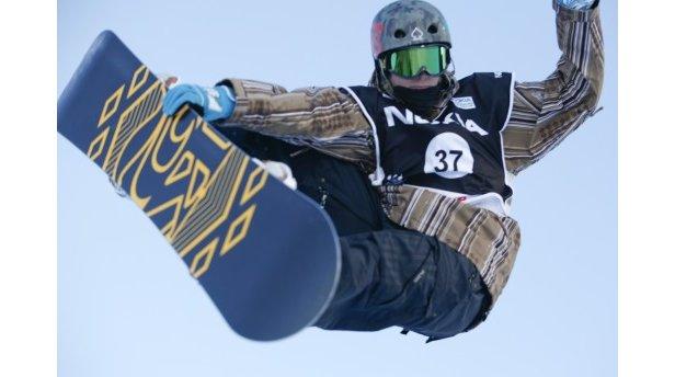 Saas Fee Snowboard World Cup