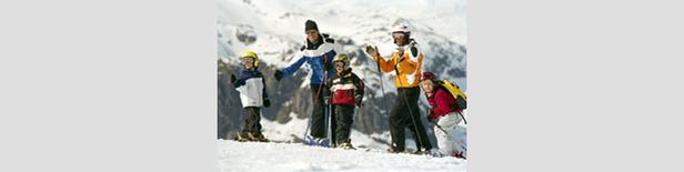 Hemsedal - family skiing 225px
