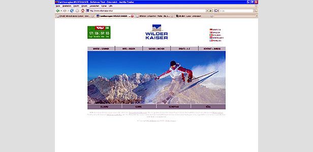 - ©Wilder Kaiser Tourismus GmbH