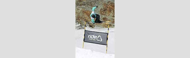 - ©Saas-Fee Ride