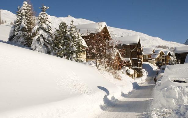 Saint Véran - ©queyras-montagne.com