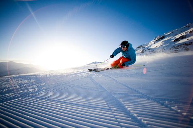 Carver in St. Moritz