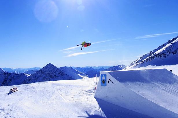 Snowboard Technik - ©Stefan Drexl