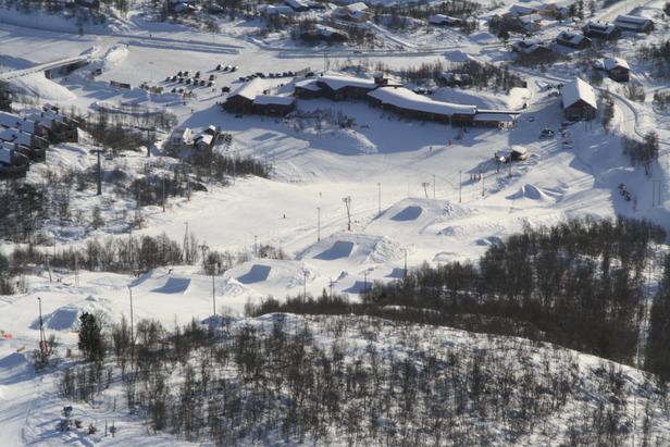 Hovden - Bukkerittet terrengpark