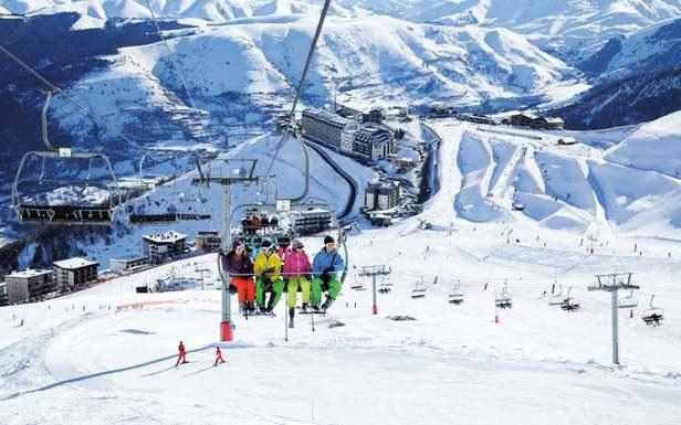 Domaine skiable de Saint Lary - ©Altiservice