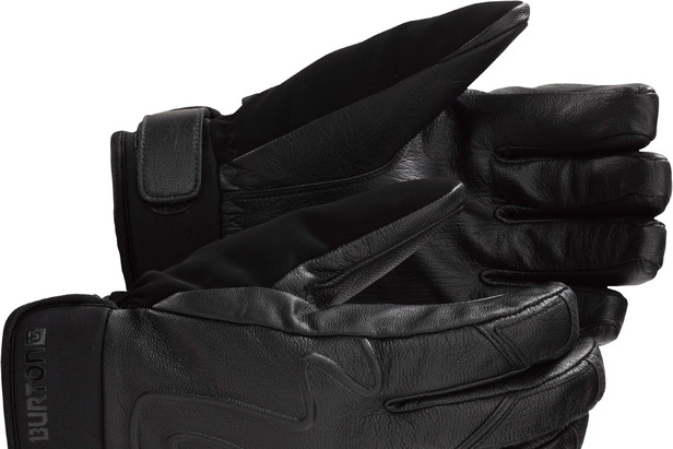 Harness the power of touch with the Bluetooth-enabled Mix Master gloves by Burton.
