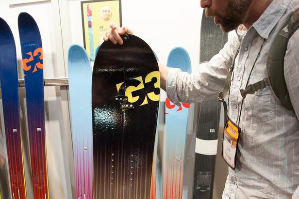 G3 Splitboard - ©Ashleigh Miller Photography