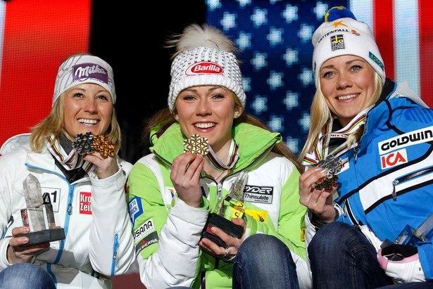 Mondiali di Schladming - speciale donne - ©FIS Alpine World Cup Tour