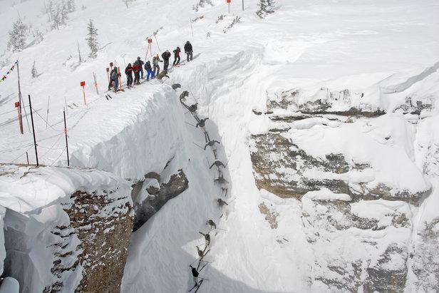 Narciarskie rekordy: najdłuższe i najbardziej strome trasy - ©Tristan Greszko/Jackson Hole Mountain Resort
