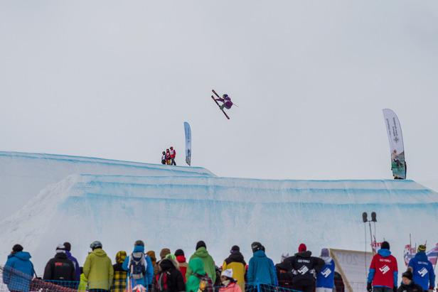 Freestyle-VM 2013 i Myrkdalen - ©Jan Petter Svendal