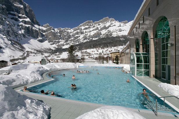 Wellness in skigebieden - ©Leukerbad