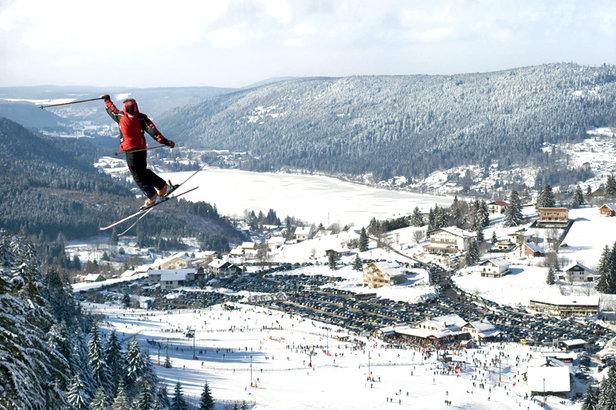 Ski à Gerardmer - ©OT de Gerardmer