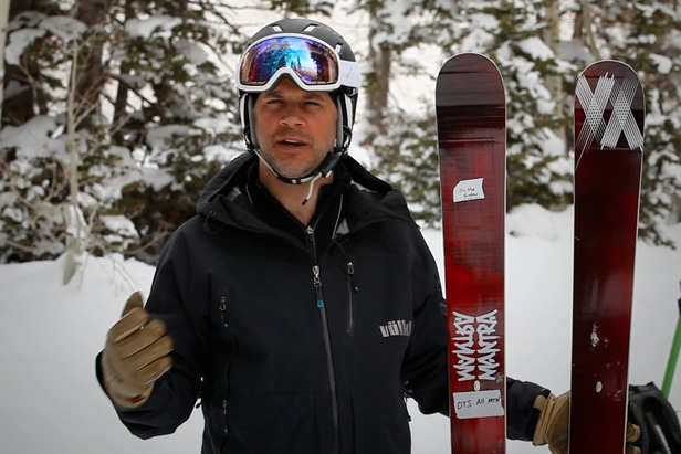 Geoff Curtis gives a preview of the 2014 Völkl Skis lineup.