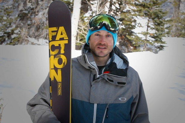 Gabe Glosband gives a preview of the 2014 Faction Skis lineup.