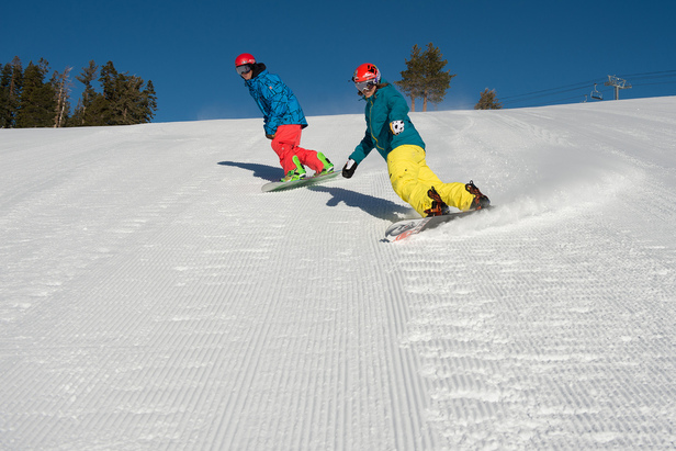 Squaw and Alpine are set to continue mountain operations through April 28th with awesome spring conditions.