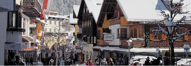 Ski resorts in focus