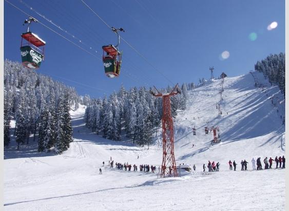 Poiana Brasov ski Romania