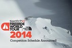 Swatch Freeride World Tour by The North Face 2013-14