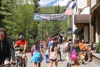 It was a busy weekend at the 2013 GoPro Mountain Games