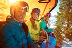 Ski Like an Olympian at Canyons Resort