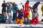The tester snowball fight that almost happened. - The tester snowball fight