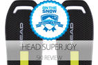 2015 Women's Frontside Editors' Choice Ski: Head Super JOY - ©Head
