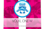 2015 Women's Powder Editors' Choice Ski: Völkl One W - ©Völkl