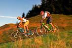 Die Hohe Salve: Ein Guglhupf für Biker
