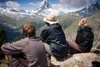 Wandern über Zermatt