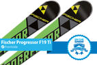 Fischer Progressor F19 Ti: Editors' Choice, Men's Frontside