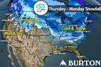 Snow Before You Go: Presidents Weekend Skiing - ©Meteorologist Chris Tomer