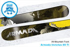 Armada Invictus 89 Ti: 16/17 Editors' Choice Men's All-Mountain Front Ski - ©Armada
