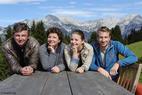 Unterwegs in 'Tirollywood': Auf den Spuren der erfolgreichen TV-Serie 'Der Bergdoktor' - ©Susanne Sigl
