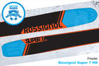 Rossignol Super 7 HD: 16/17 Editors' Choice Men's Powder Ski  - ©Rossignol