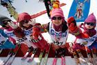 Permis de Skier, moitié prix pour les enfants
