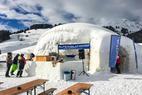 Ein Dorf aus Schnee und Eis - ©Claudia Böttcher