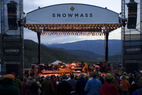 Summer Music Lineup at Snowmass