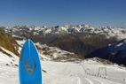 Salomon BBR: Skitest in Sölden  - ©Salomon
