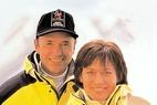 Das DSV-Team vor dem Auftakt in Sölden 2002 - ©Terramar