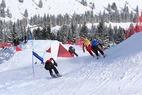 Deutsche Meisterschaft Ski Cross - ©Hans Gerzer