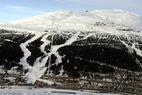 König Carl Gustaf eröffnet Ski-WM - ©Nisse Schmidt