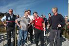 FIS inspiziert Arber-Strecke - ©Ski-Weltcup Arber-Zwiesel