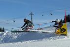 Schweizer Ski Crosser sind für den Weltcup bereit - ©Christoph Perreten