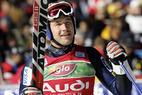 Werner Franz gelingt Sensation in Val d'Isere - ©Atomic