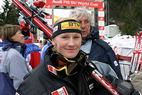 Nadia Styger holt ersten Weltcupsieg - Maria Riesch auf zweitem Platz - ©G. Löffelholz / XnX GmbH