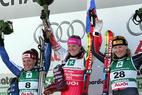 Nächstes Gold für Kostelic - Sieg bei der WM-Abfahrt - ©U.S. Ski Team